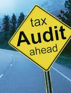 tax audit ahead